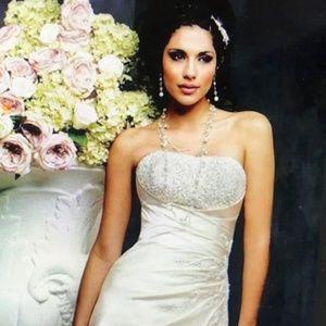 Maggie Sottero Adelaide Wedding Dress sz. 14